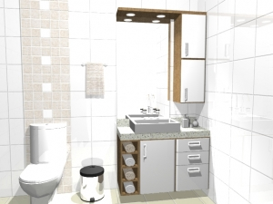Projeto - Banheiro-2