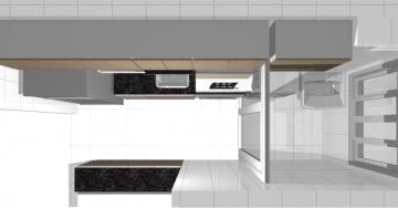 Cozinha Planta