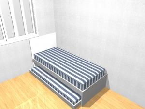 Dorm. de Solteiro A