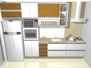 Projeto - Cozinha -1