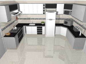 Projeto - Cozinha -2