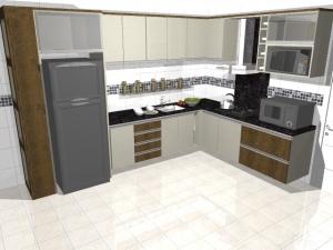 Projeto - Cozinha -3