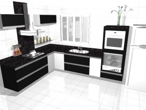 Projeto - Cozinha -4