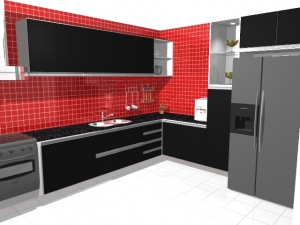 Projeto - Cozinha -5