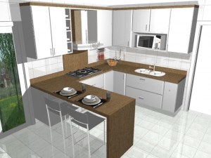 Projeto - Cozinha -6
