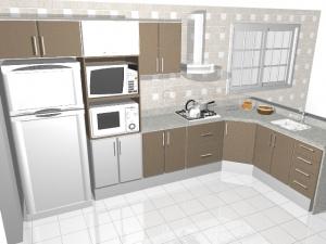 Projeto - Cozinha -7