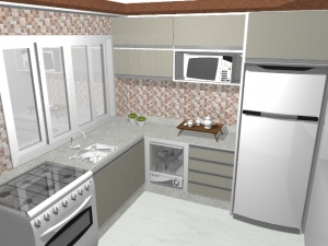 Projeto - Cozinha -8