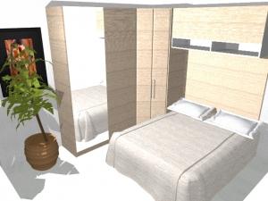 Projeto - Dormitório Casal -2