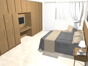 Projeto - Dormitório Casal -3