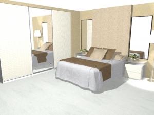 Projeto - Dormitório Casal -4